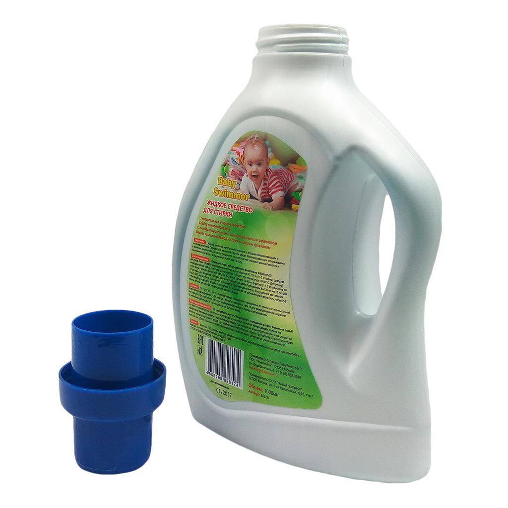 Жидкое средство для стирки Baby Swimmer 1000 мл<br>