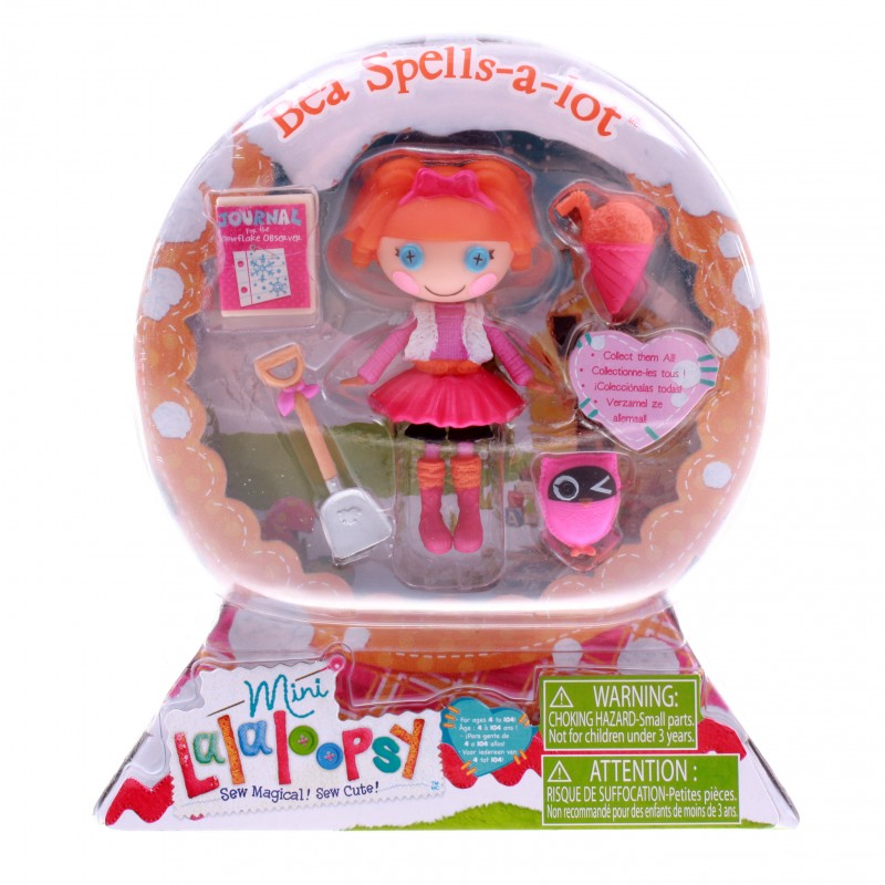 ����� Mini Lalaloopsy � ������������ Bea Spells-a-lot