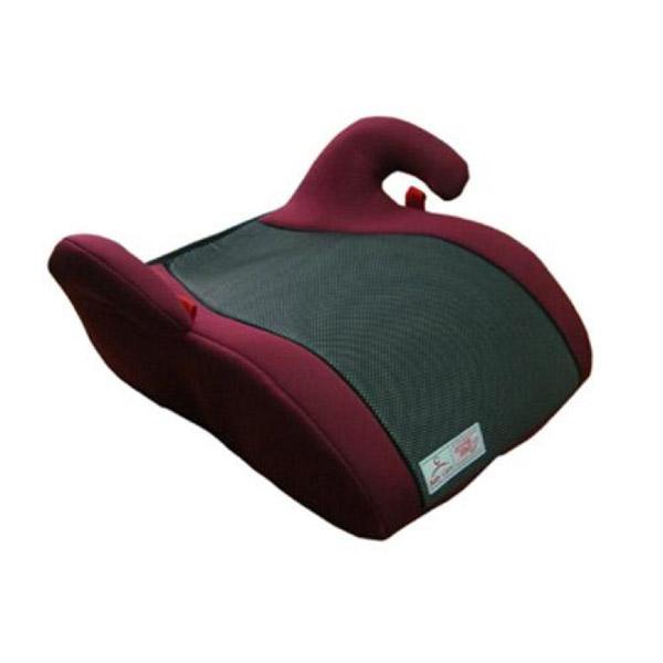 Автокресло Baby Care Booster-1 Черное с красным<br>