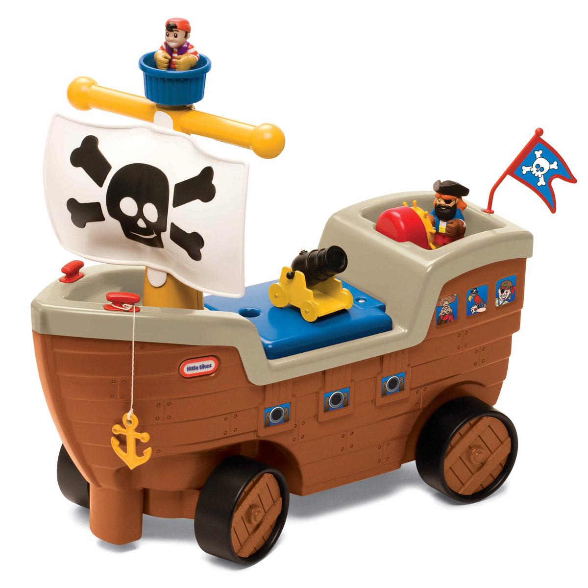 Каталка Little Tikes Пиратский корабль<br>