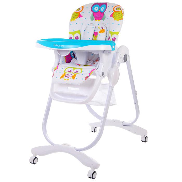 Стульчик для кормления Baby Care Trona Blue<br>