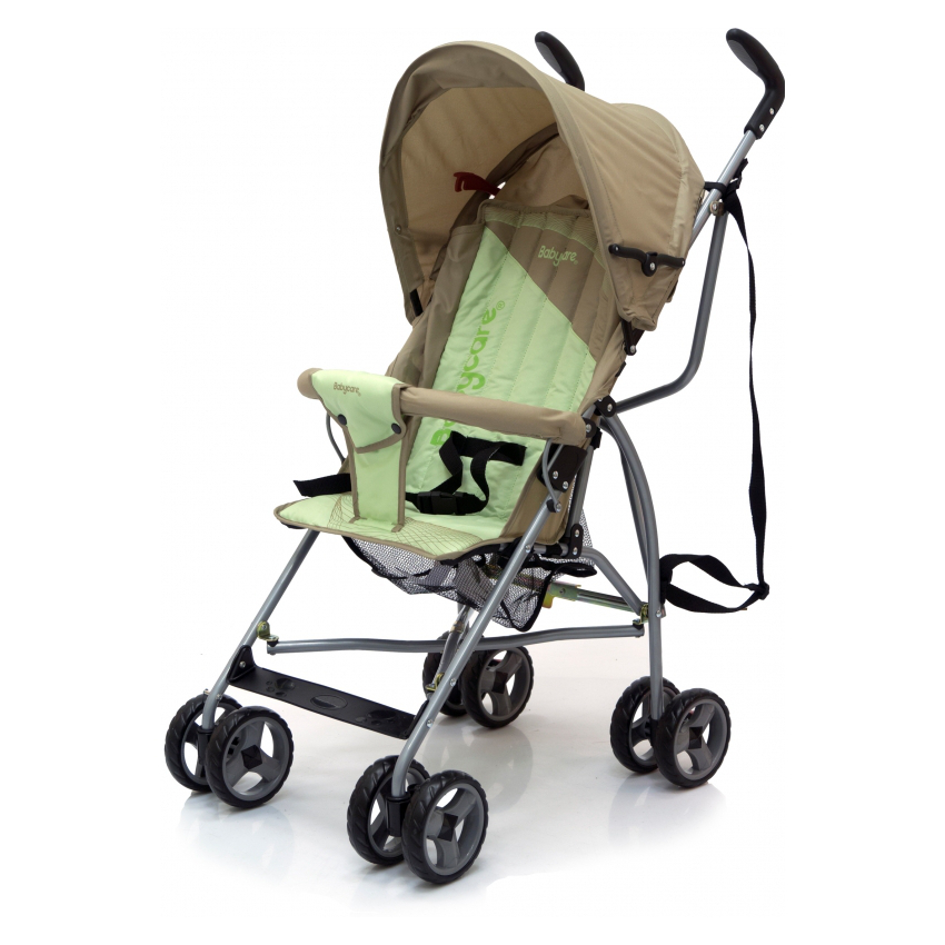 ������� Baby Care Vento dark grey green