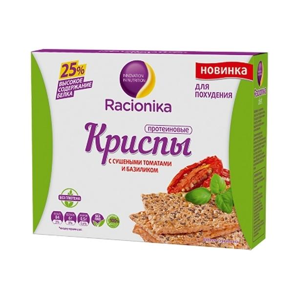 Криксы Racionika Diet для похудения С томатом и базиликом 96 г<br>