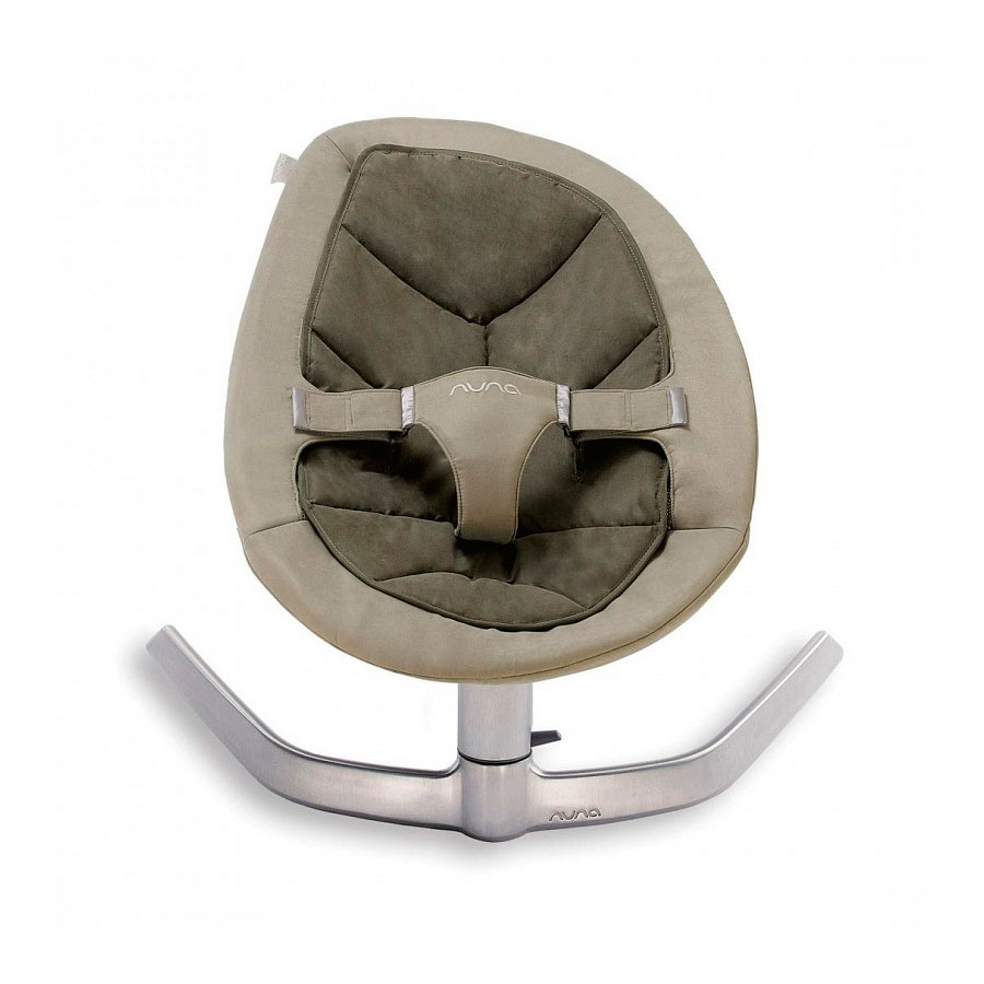 Шезлонг Nuna Leaf Rocker Almond<br>