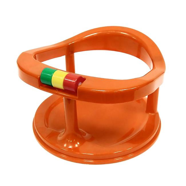 Сидение Полимербыт на присосках Оранжевый<br>
