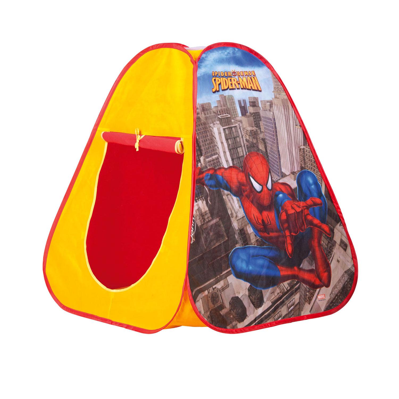 Игровая палатка John Человек-Паук 75х75х90см<br>