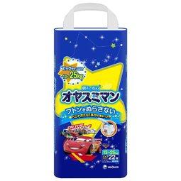 Трусики Moony для мальчиков ночные 13-25 кг (22 шт) Размер SPB