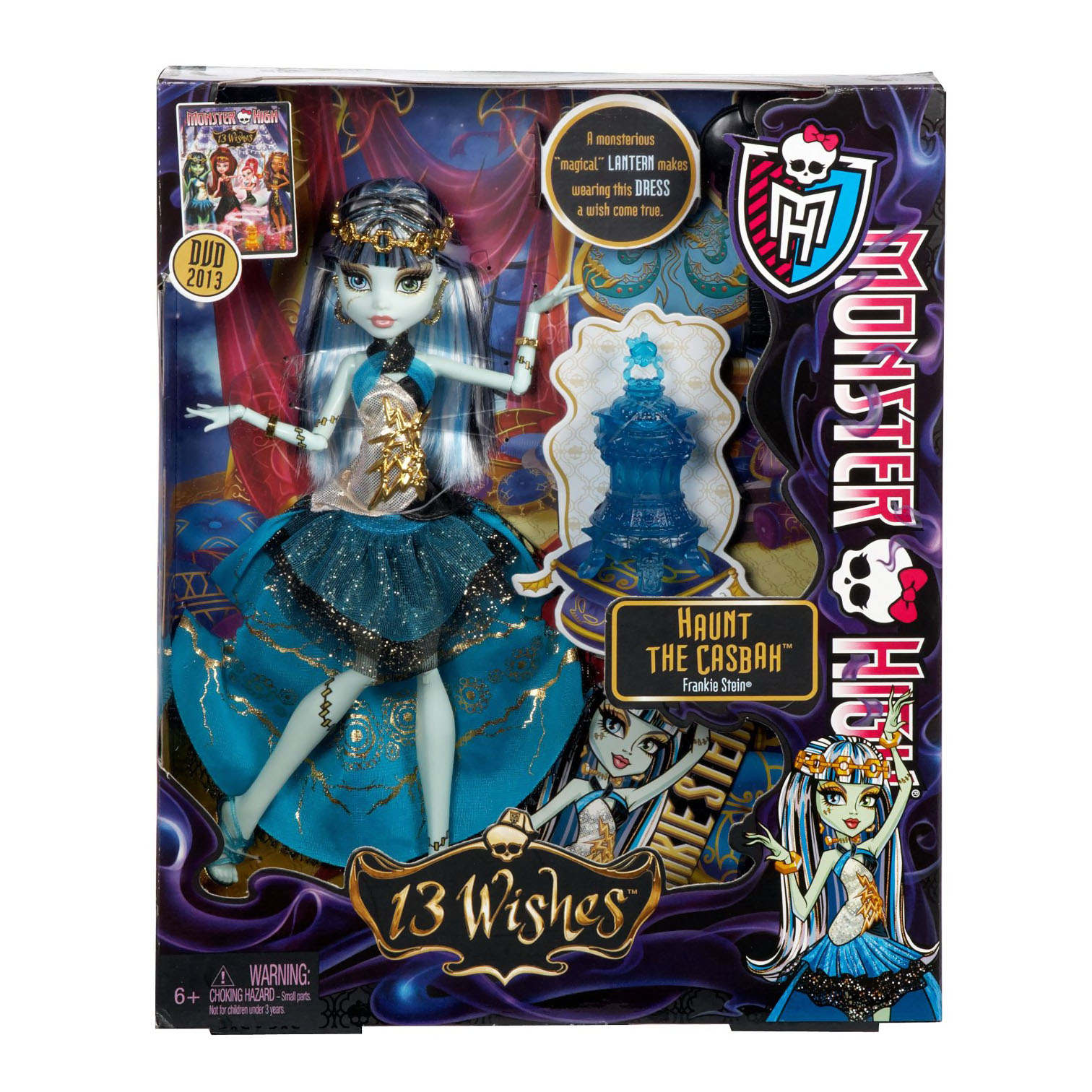 ����� Monster High ����� ����� ������������ ��������� 13 ������� Frankie Stein