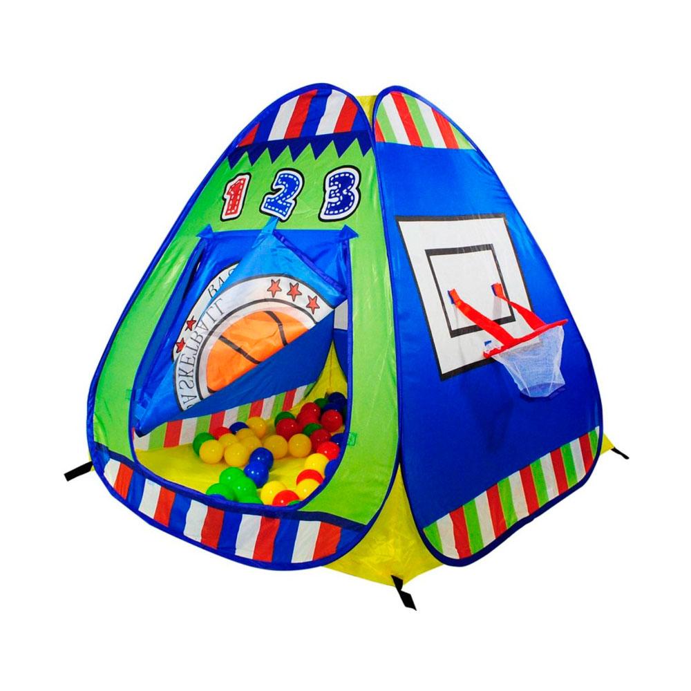 Игровой Дом Calida Баскетбол + 100 шаров<br>