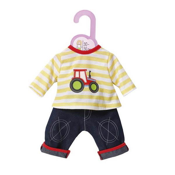 Одежда для кукол Zapf Creation Baby Born высотой 30-36 см Для мальчика<br>