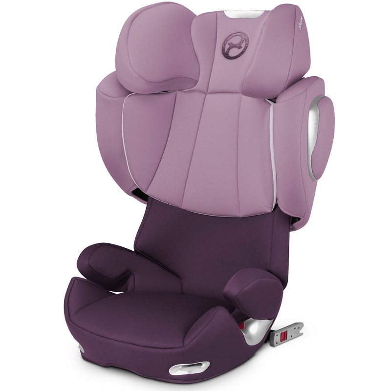 Автокресло Cybex Solution Q2-Fix Princess Pink<br>