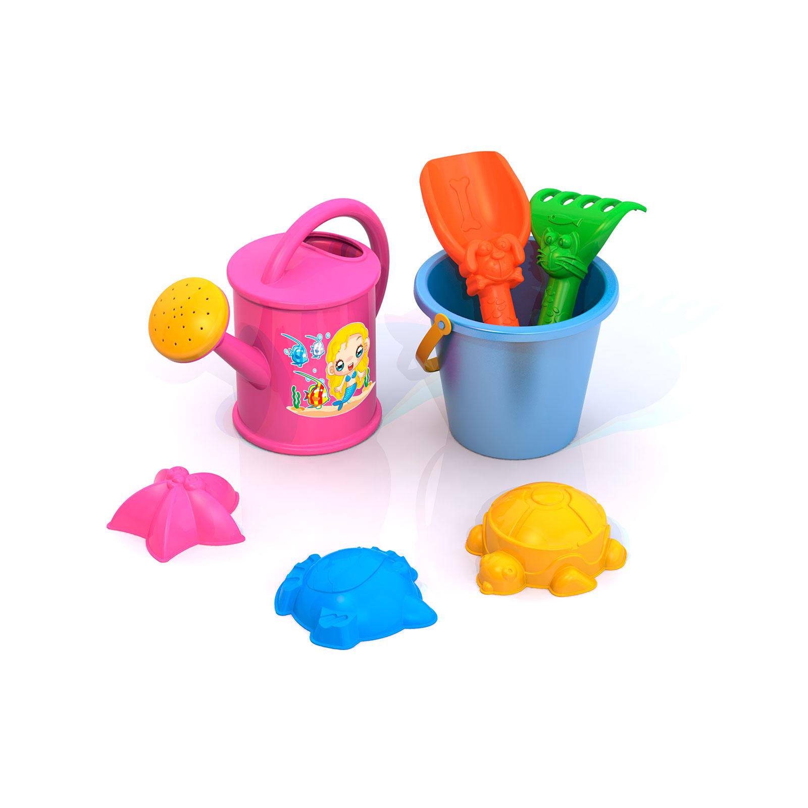 Игрушки для песочницы НОРДПЛАСТ Набор для песка №15