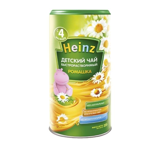Чай детский Hainz быстрорастворимый 200 гр Ромашка (с 4 мес)<br>