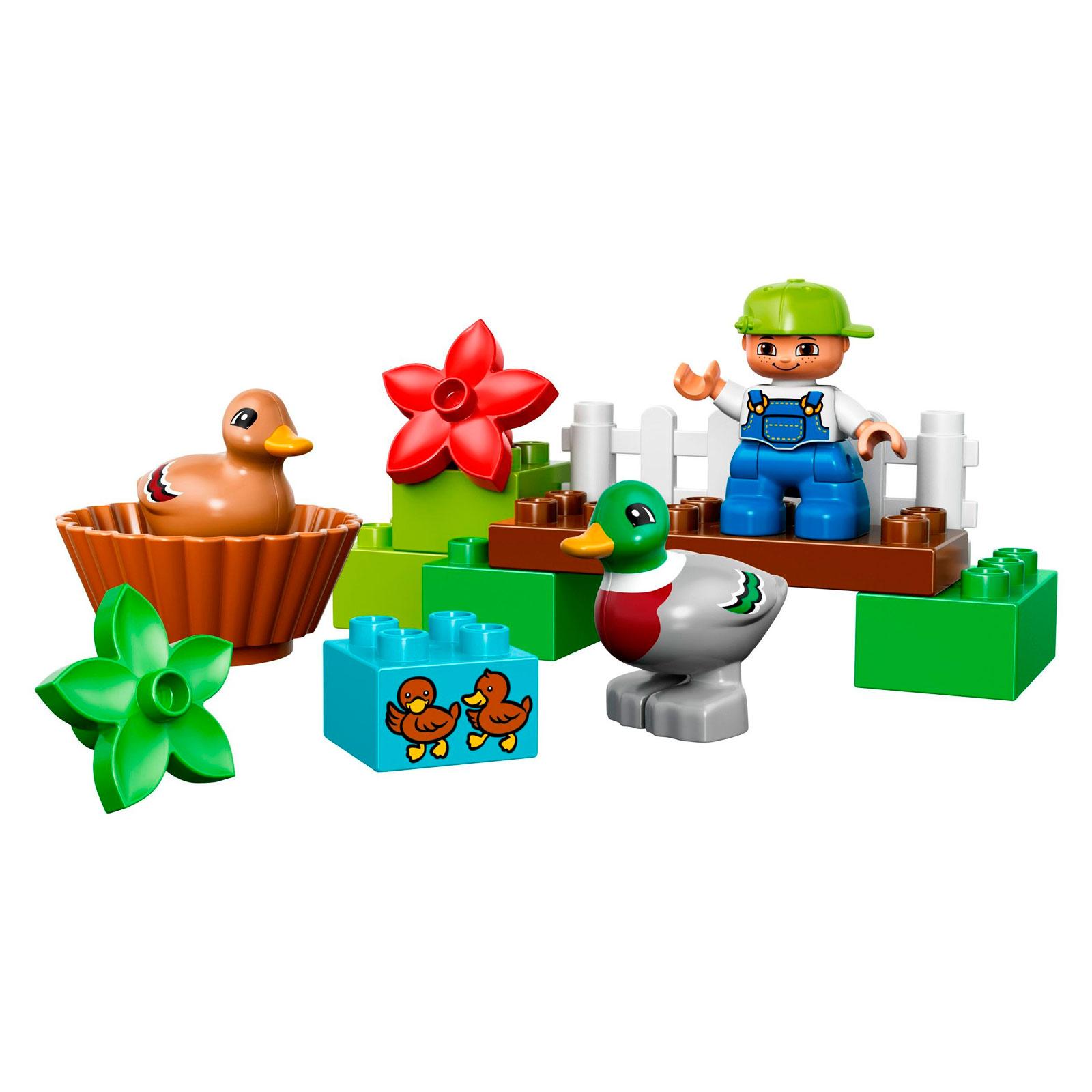 Конструктор LEGO Duplo 10581 Уточки в лесу<br>