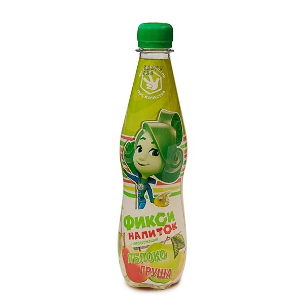 Напиток Фикси сокосодержащий Яблоко груша (с 3 лет)<br>