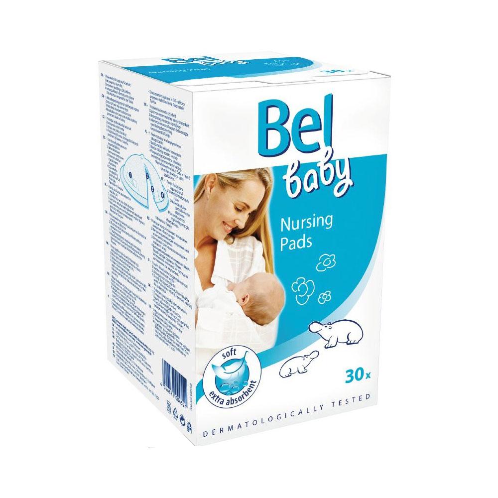 Вкладыши для бюстгальтера Hartmann Bel Baby одноразовые 30 шт<br>