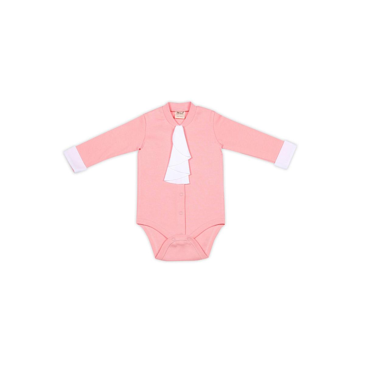 Боди Ёмаё Венеция (24-242) рост 56 розовый<br>