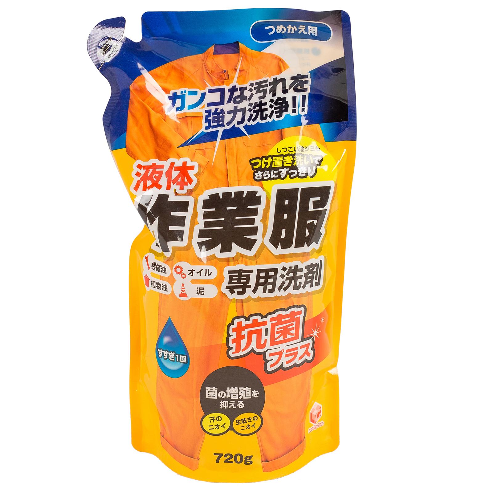 Гель для стирки Daiichi для повседневной и спортивной одежды 720 мл<br>