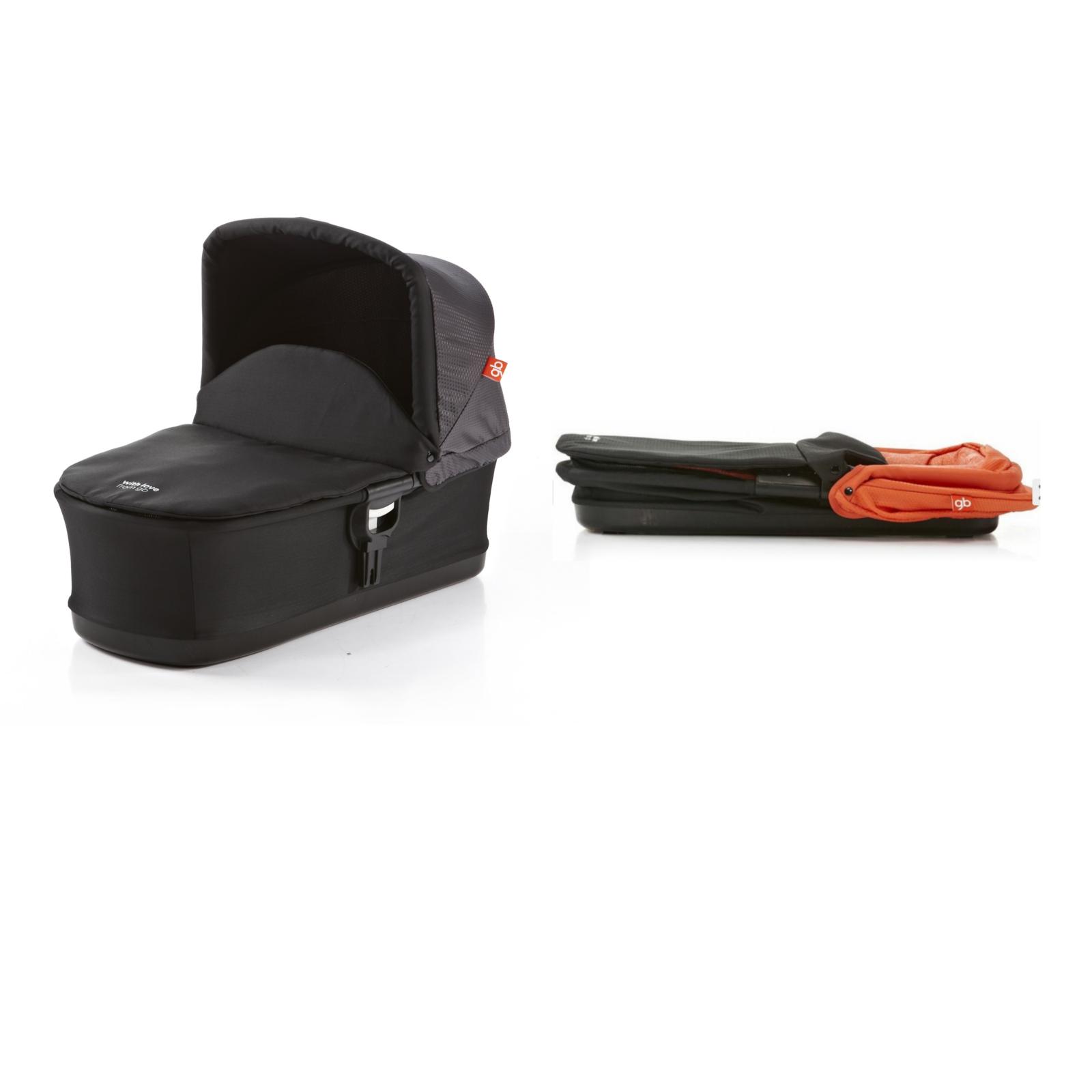 Спальный блок GB Cot SL2012 для коляски Zero grey<br>