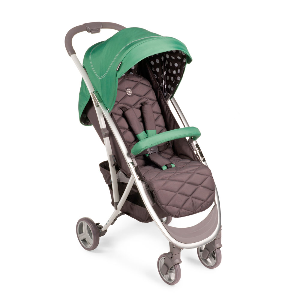 Коляска  Happy Baby Eleganza Green<br>