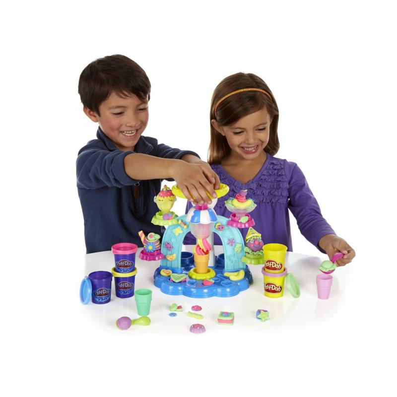 ������� ����� Play-Doh ������� �����������