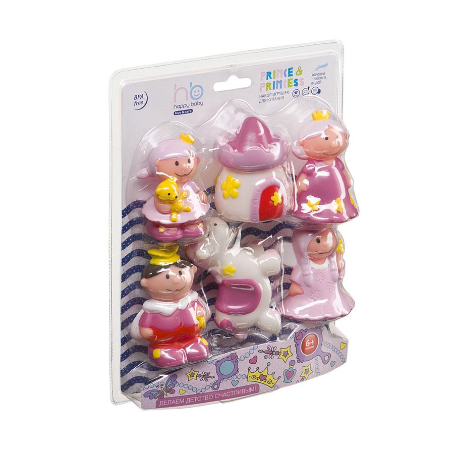 Игрушка для ванной Happy Baby Принц и принцессы с 6 мес.
