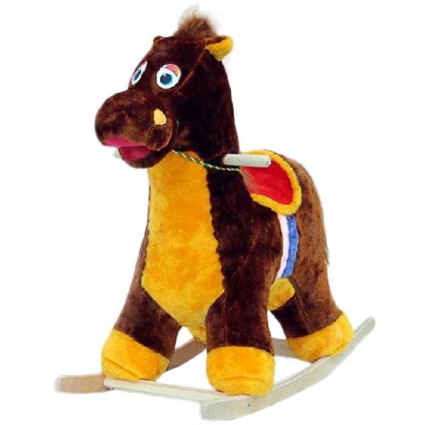 Качалка мягкая Тутси Лошадь<br>