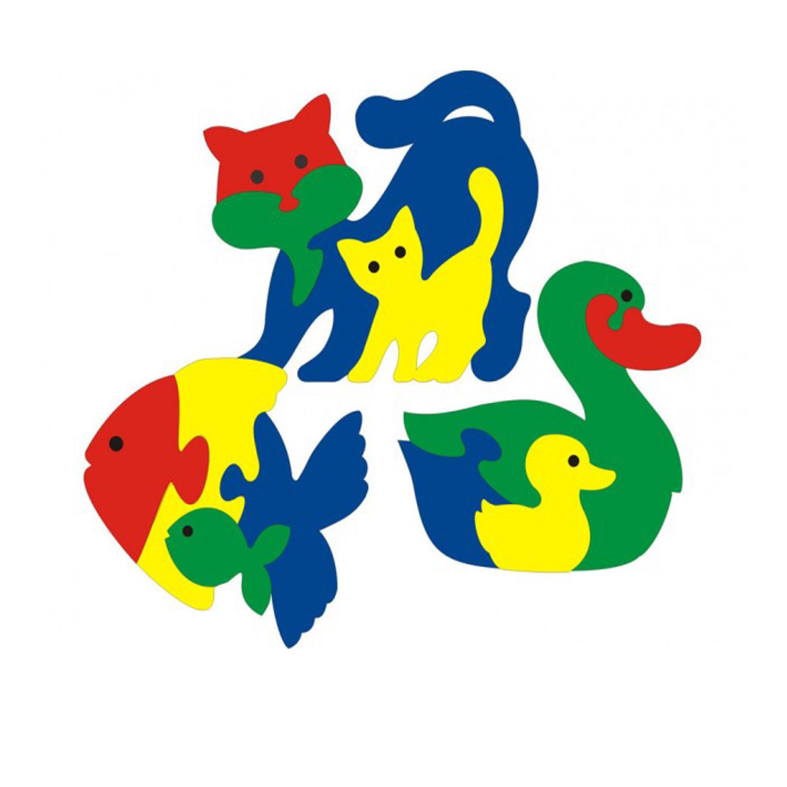 Мозаика Флексика Фигурки животных №2 (3 шт.)<br>