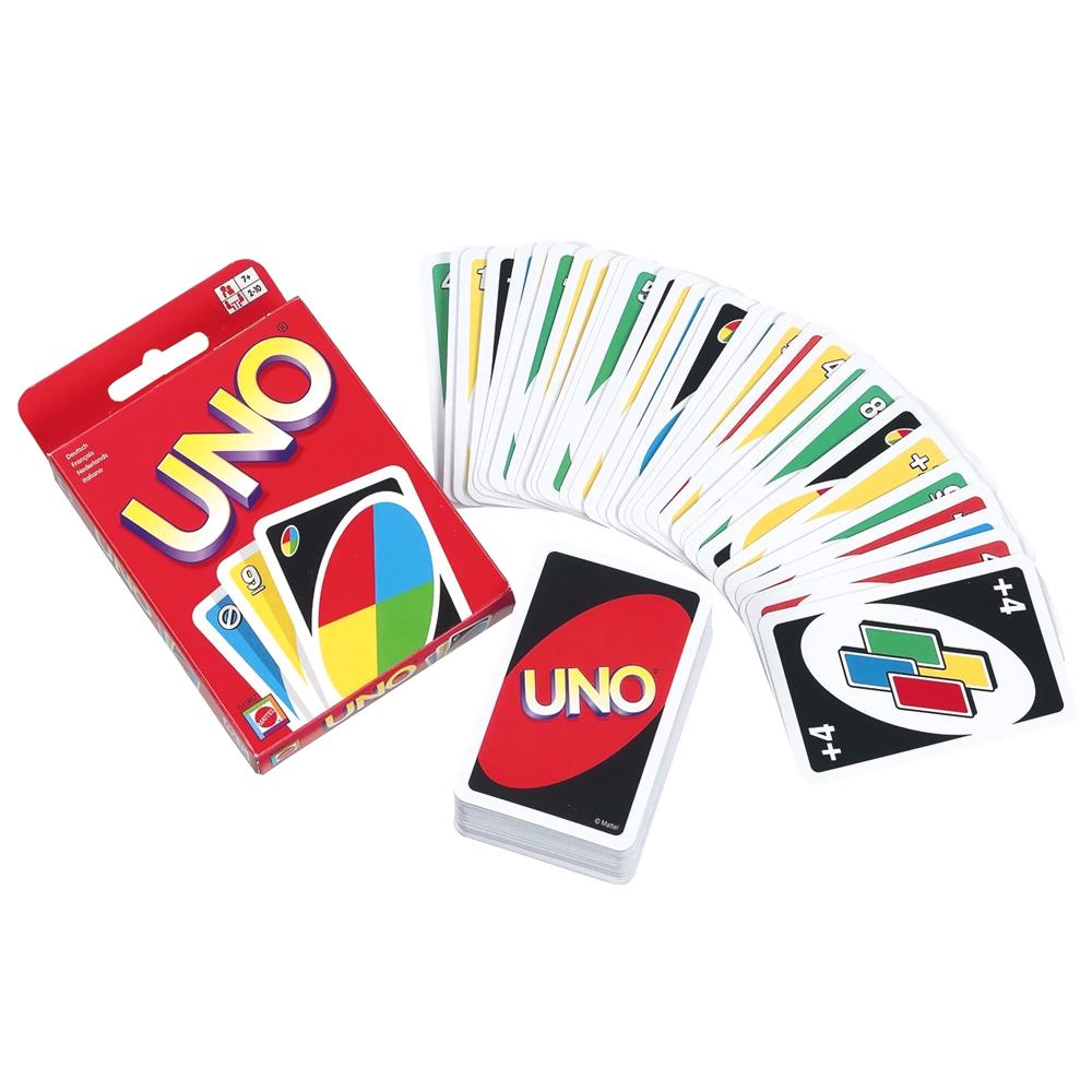Настольная игра Mattel Games Уно