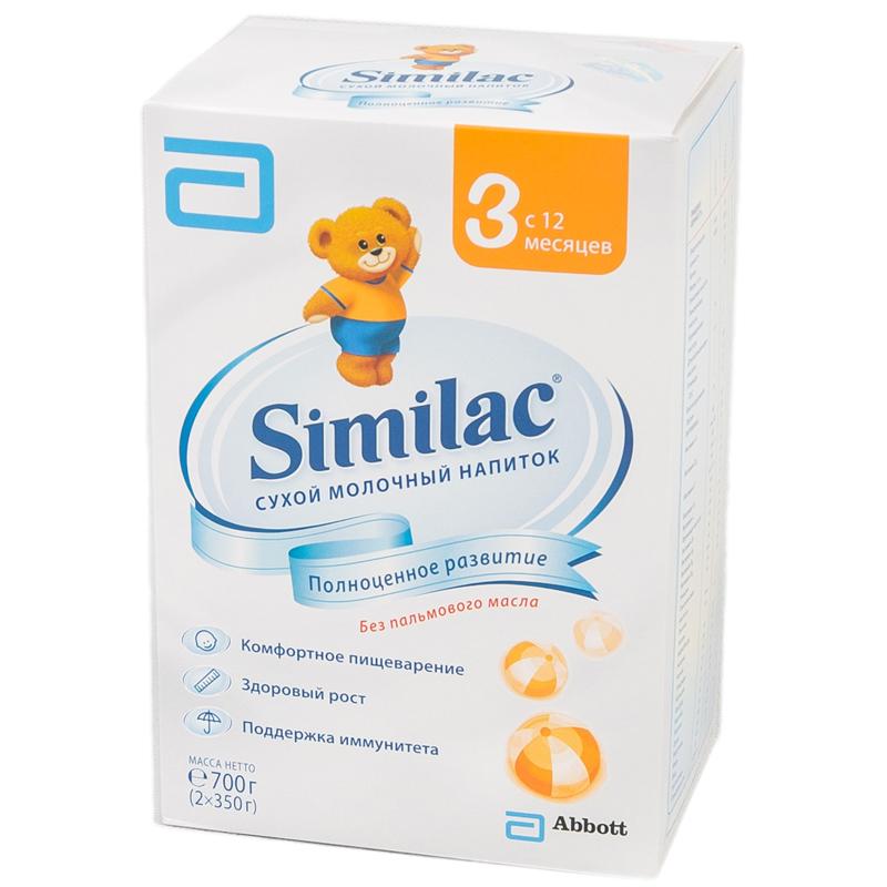 Заменитель Similac 700 гр №3 (с 12 мес)<br>