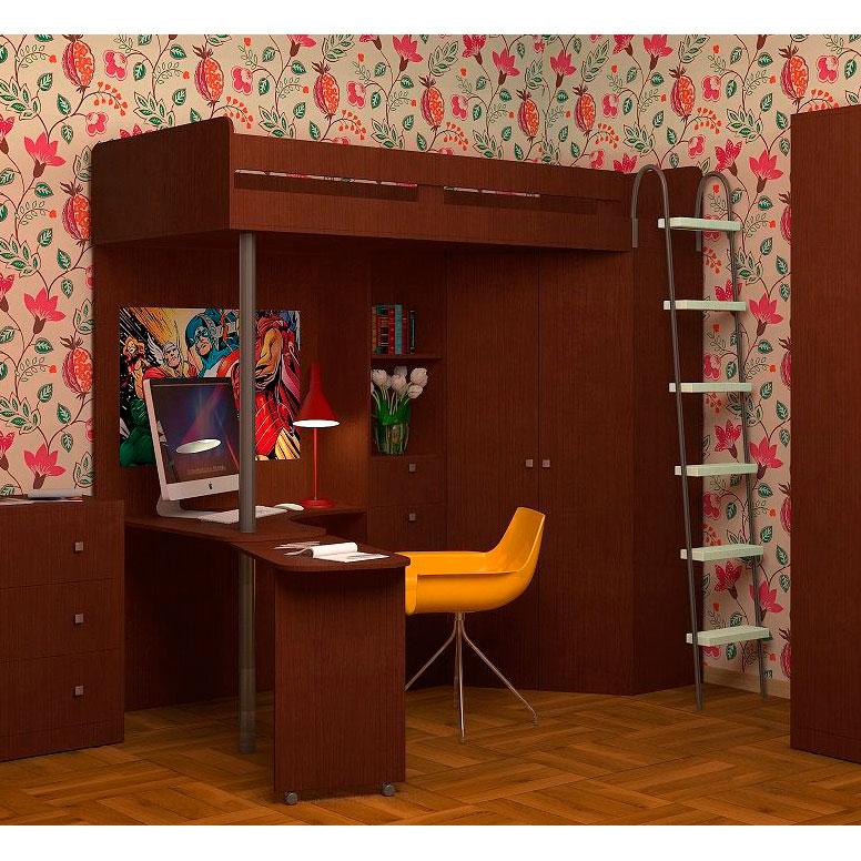 Набор мебели РВ-Мебель М85 Орех