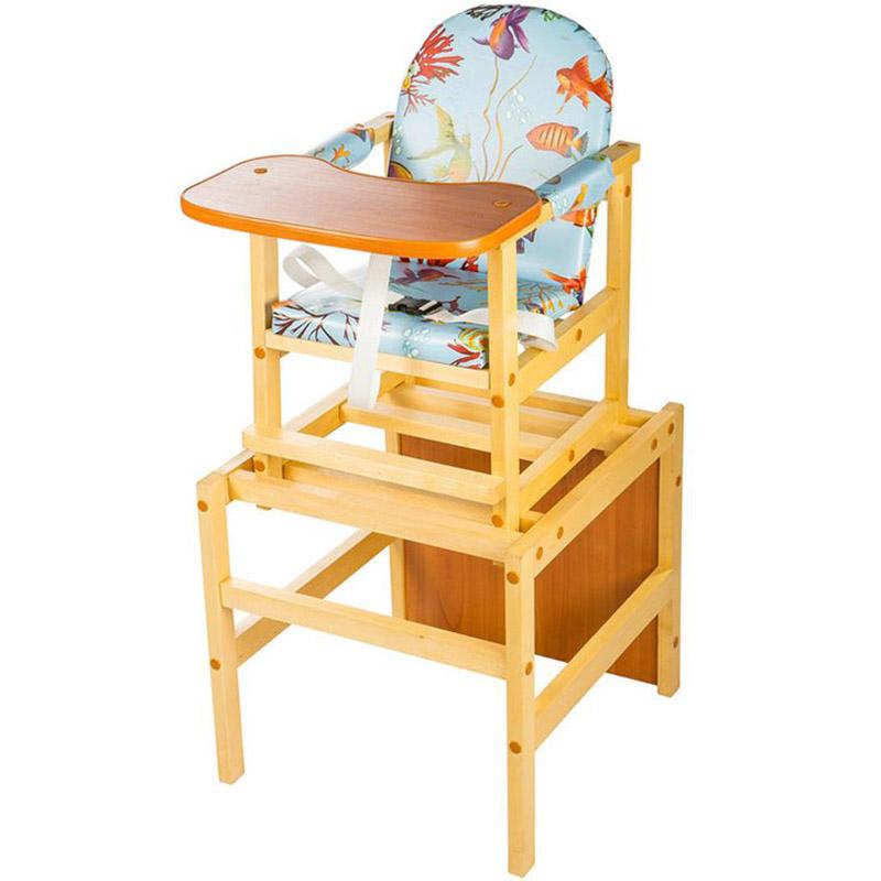 Стул-стол ПМДК Октябренок Рыбки<br>