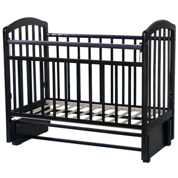 Кроватка Антел Алита-5 маятник продольного качания Венге<br>
