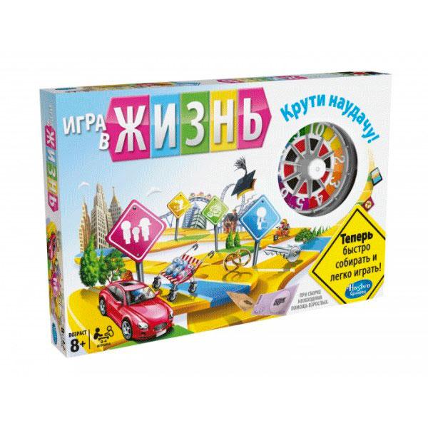 Настольная игра Other Games Hasbro Игра в жизнь