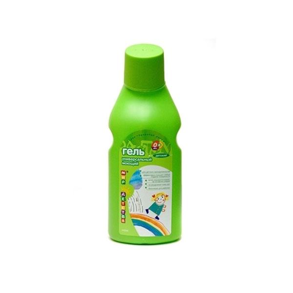 Жидкое средство Мир Детства для мытья детской посуды и принадлежностей 495 мл. с 0 мес.<br>