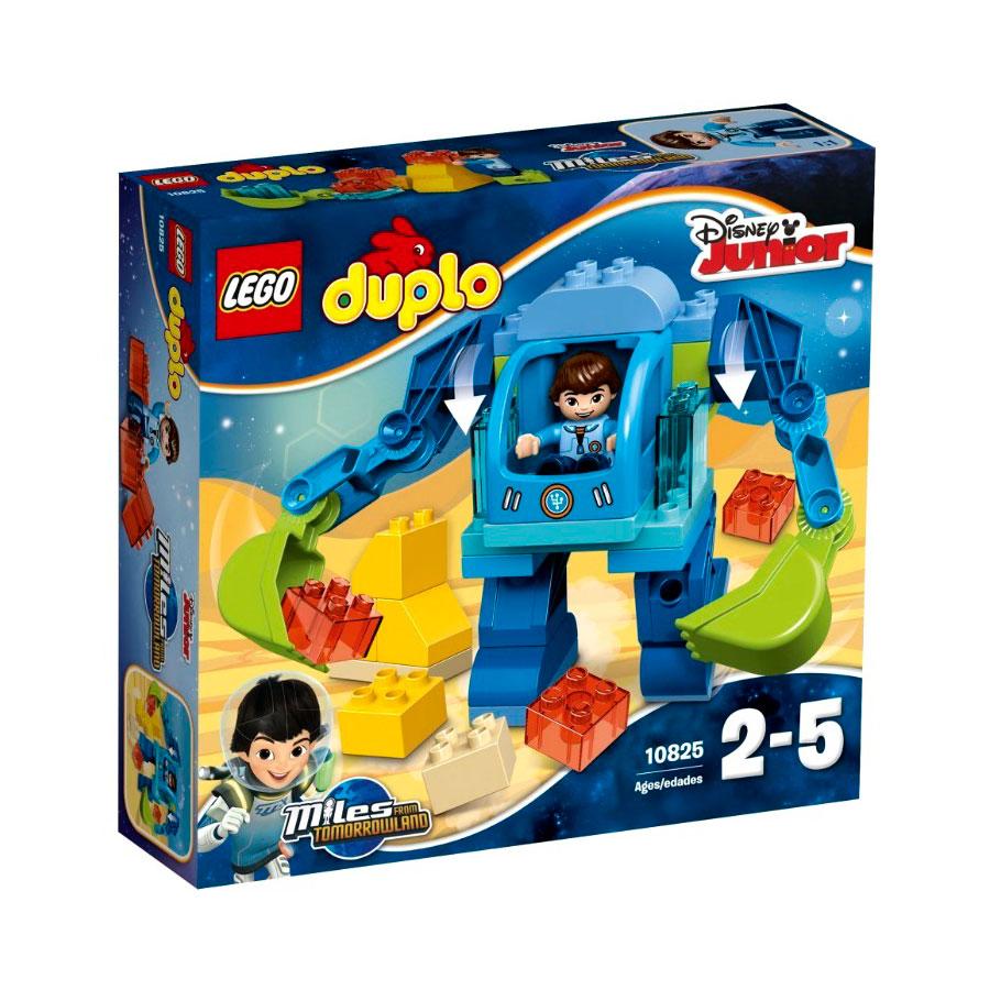 Конструктор LEGO Duplo 10825 Экзокостюм Майлза<br>