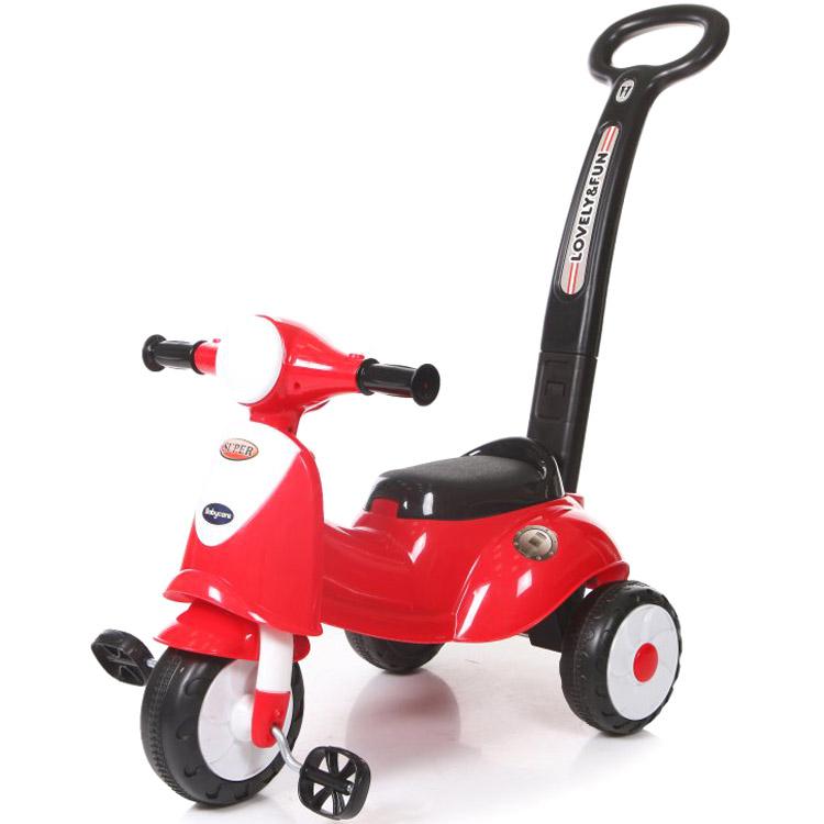 Каталка Baby Care Smart Trike Красный<br>