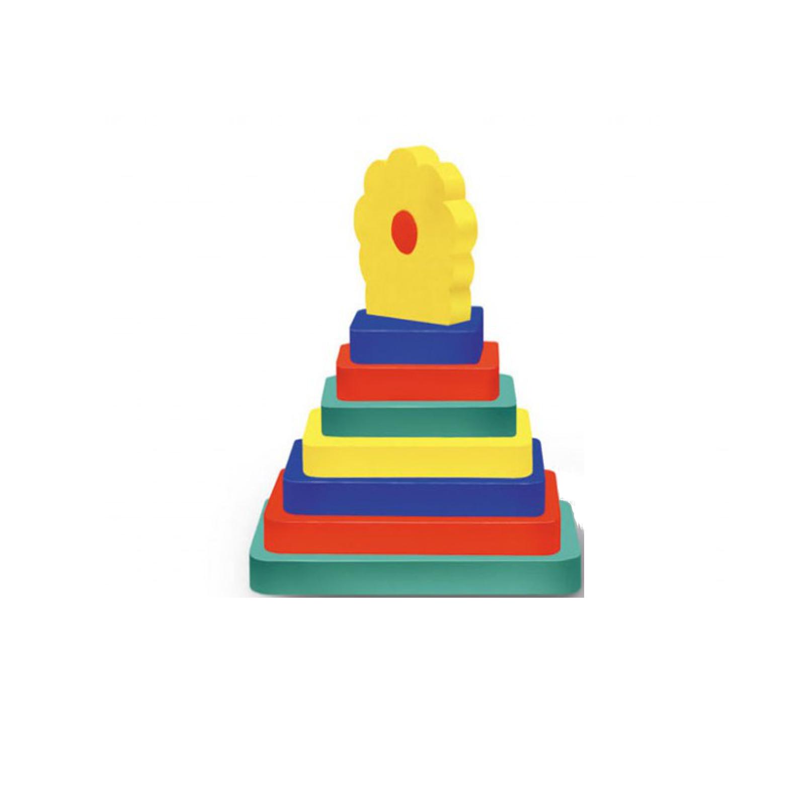Пирамидки Флексика Цветочек