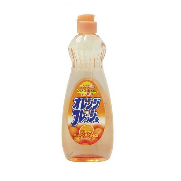 Жидкое средство Daiichi Даичи для мытья посуды 600 мл  Апельсин<br>