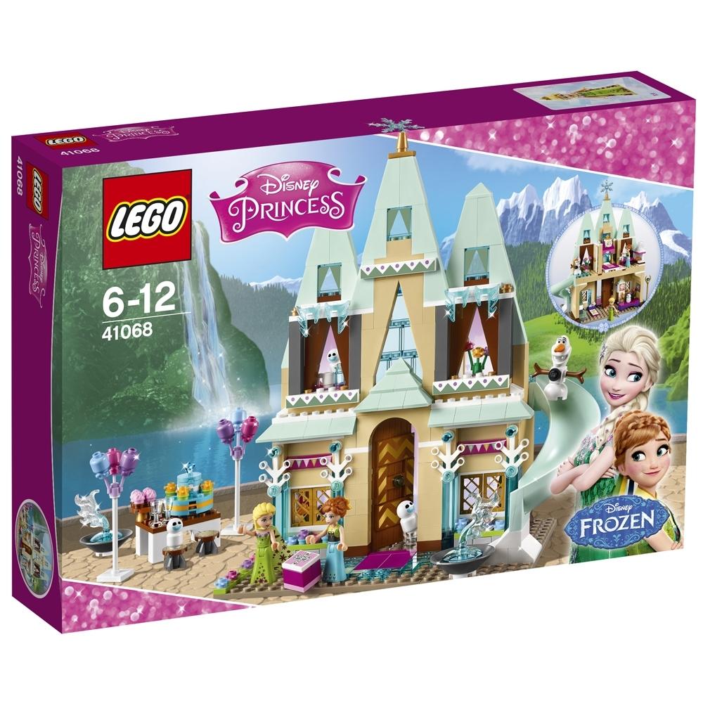Конструктор LEGO Princess 41068 Дисней Праздник в замке Эренделл