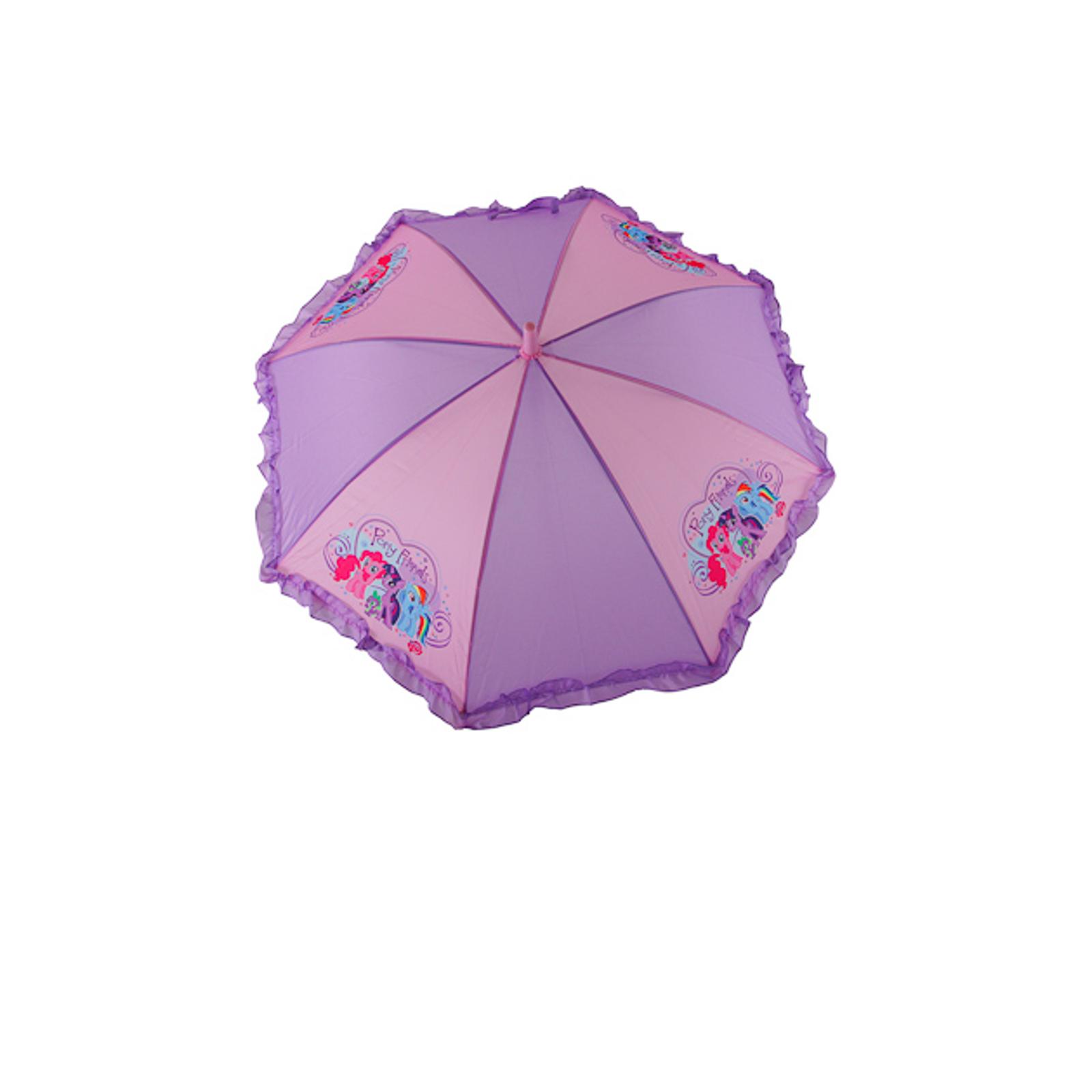 Зонт My Little Pony Сиреневый с розовым 17 см.