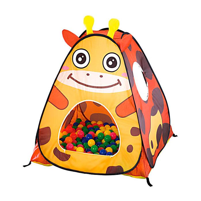 Игровой Дом Calida Жираф + 100 шаров<br>