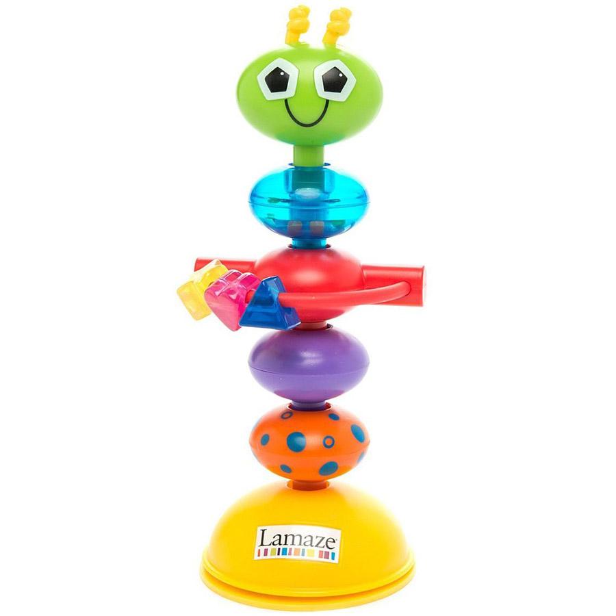 Игрушка для ванной Tomy Деловой Жучок с присоской<br>