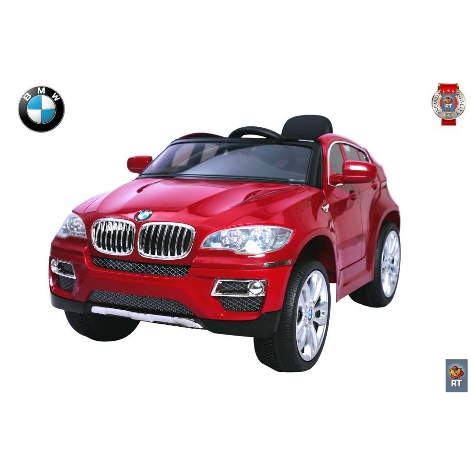 Электромобиль RT BMW X6 Red Metallic<br>