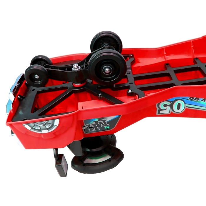 ������� Y-Scoo Twister Red