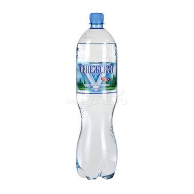 Вода минеральная Сенежская 1,5 л газированная