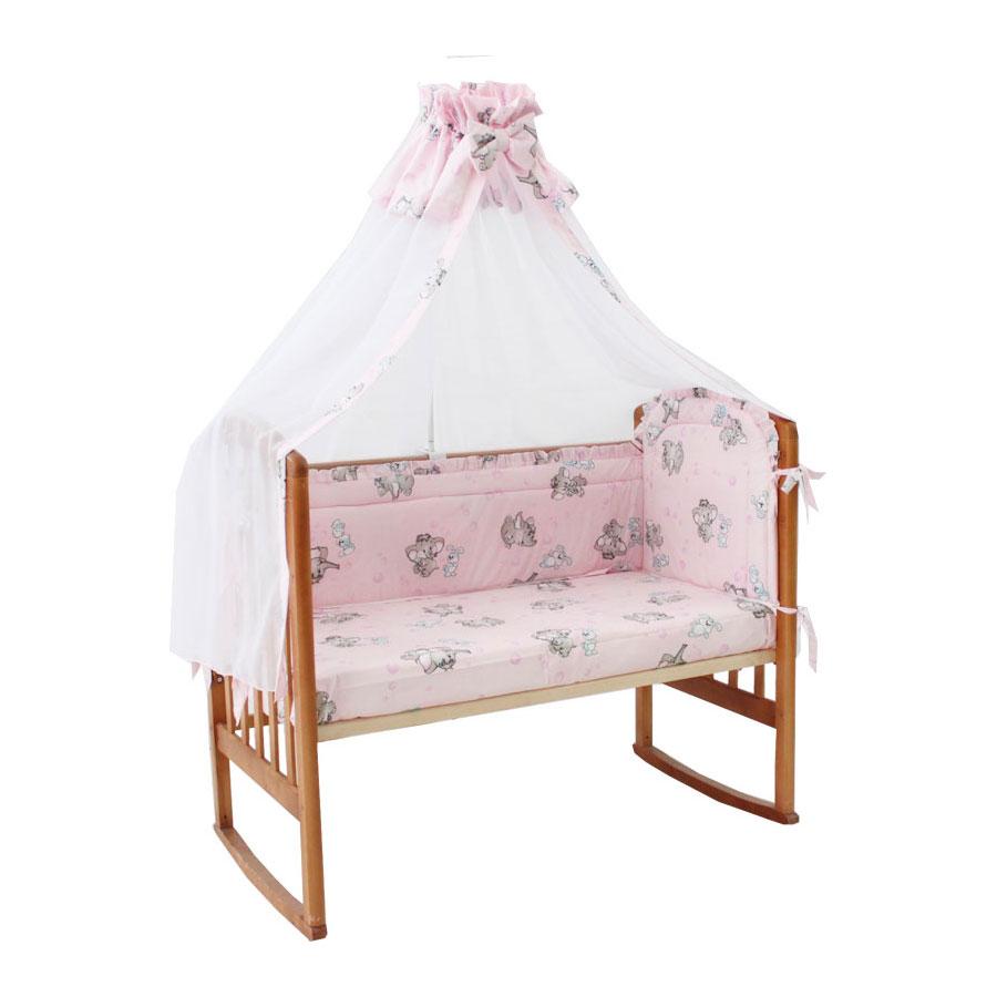 Комплект Папитто 2 предмета Розовый<br>