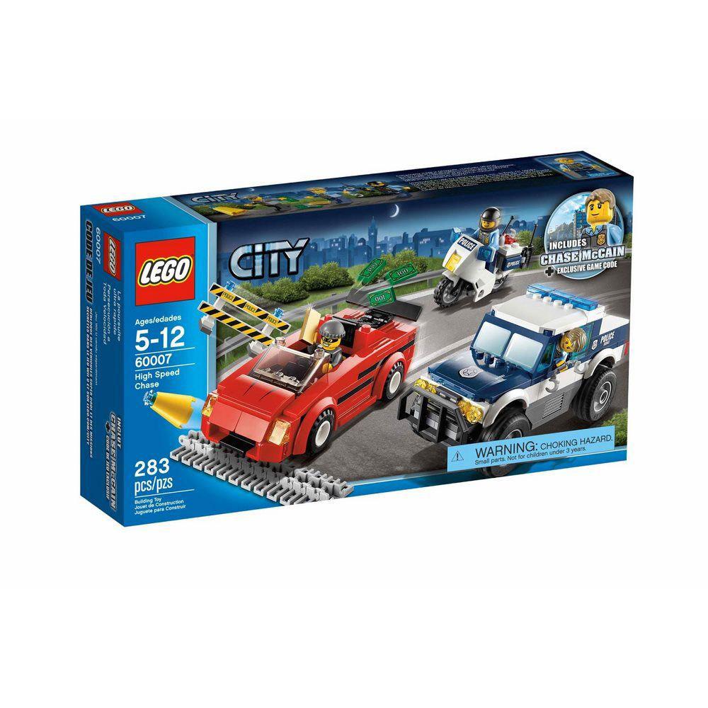 ����������� LEGO City 60007 ������ �� �������������