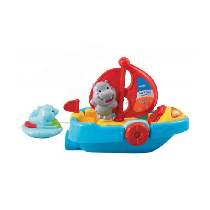 Развивающая игрушка Vtech Плавающий корабль<br>