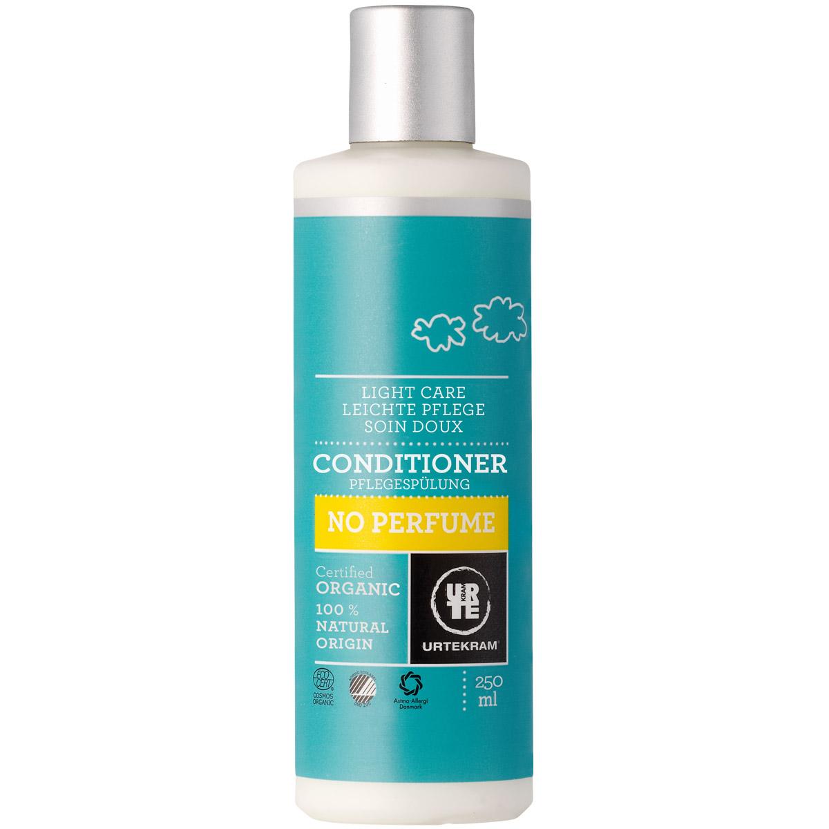 Кондиционер для волос Urtekram без запаха 250 мл<br>